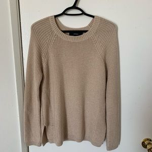Forever 21 Brown knitted Sweater Size S